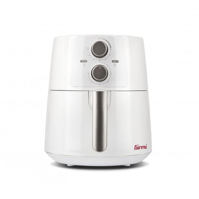 Friteuza cu aer cald fara ulei Girmi FG94 capacitate 3.5L, timer, termostat reglabil 80-200 grade, alb [3]