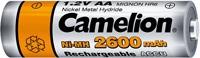 Acumulatori  R06 AA, 2600 mAh, blister de 2 buc, Camelion 1