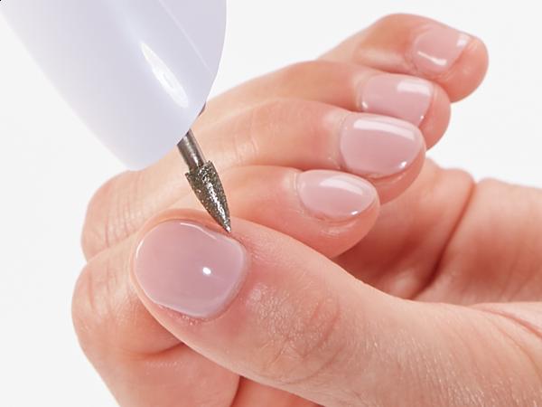 Pila electrica manichiura si pedichiura Lanaform My nails cu 5 accesorii incluse cu efecte profesionale 3