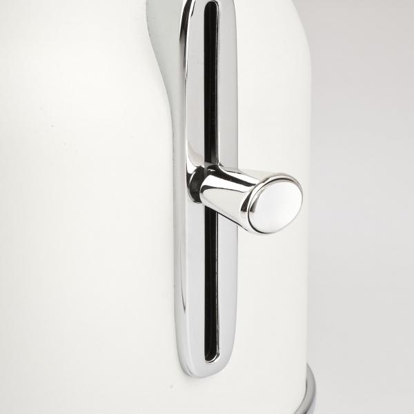 Prajitor de paine retro vintage alb G3Ferrari Artista cu 6 trepte de prajire, 3 functii, oprire automata 3