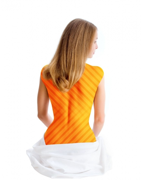 Saltea masaj Lanaform - Relax Mass cu incalzire si vibratii, masaj Shiatsu, 3 zone masaj, 3 intensitati, 68,8x15,2x45,7 cm 3