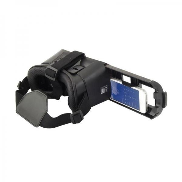 Ochelari VR 3D smartphone 3.5-6 inch, telecomanda bluetooth, Android iOS, Esperanza 4