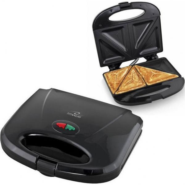 Sandwich Maker CASSEROLE Esperanza Negru [0]