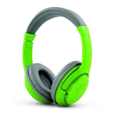 Casti Stereo Bluetooth 3.0, microfon, diametru 40 mm, culoare negre, albe sau albastre, Esperanza Libero 1