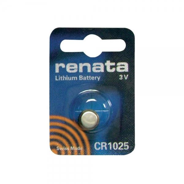 Baterie RENATA Lithium CR1025 BL1 0