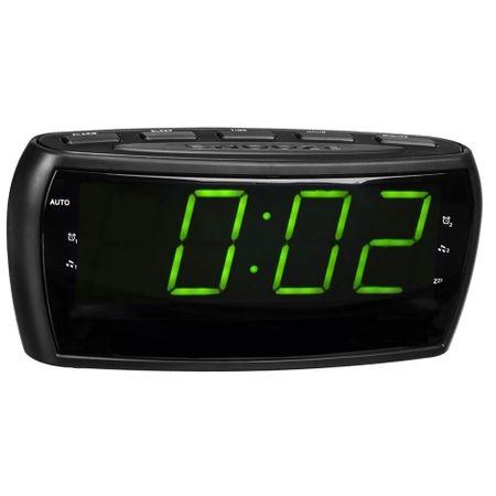 Radio ceas cu alarma si display mare verde relaxant LED 16 cm 0