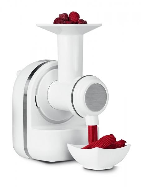 Robot de bucatarie multifunctional Panzanella 3 in 1 razatoare, preparare inghetata, storcator citrice [4]