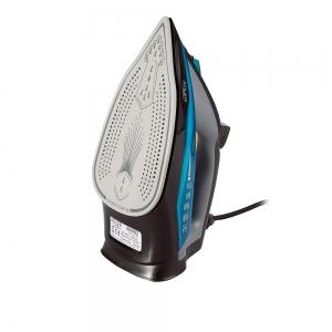Fier de calcat MEAD5032 cu talpa din ceramica 3000W calcare orizontala, calcare verticala, 5 functii, 4 sisteme inteligente2