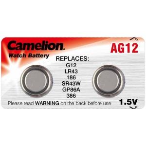 Baterii Alcaline Camelion AG12, blister de 10 buc,2
