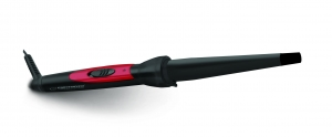 Ondulator Salma cu tambur conic 13-25 mm, invelis ceramic, 180 grade incalzire rapida, bucle luxuriante eficienta maxima la par uscat.0