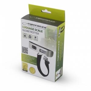 Cantar de bagaje precizie pana la 1g max. 50kg, cu ecran LCD, usor ideal calatorii, baterie CR2032 Cadou la fiecare comanda4