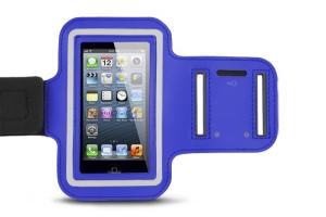 Husa sport XL pentru telefon, buzunar special pentru chei, universala, potrivita pentru telefoane cu dimensiunea maxima: 72,5x147mm [1]
