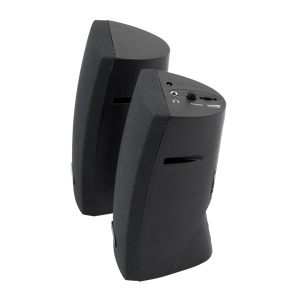Boxe PC 2.0 Alto pentru laptop, calculatoare si alte dispozitive cu conexiune jack de 3,5 mm pentru casti, negru1