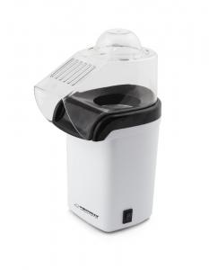 Aparat pentru preparare popcorn , floricele de porumb, cu aer cald, fara ulei sau grasimi, in conditii ECO usor de utilizat putere 1200W capacitate 0,27 litri design ergonomic1