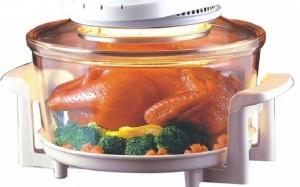 Cuptor tehnologie halogen cu utilizare diversa de coacere, prajire, gratar, abur, cuptor, dezghetare, incalzire [0]