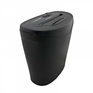Distrugator tocator de hartie , CD-uri, DVD-uri sau  carduri plastic cu depozitare in cuva de de 18 l [1]