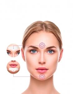 Plasturi Korea pentru curatare faciala, elimina impuritatile, curata porii din zona barbiei si a fruntii, 6 buc cutie [0]