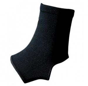 Suport pentru glezna reglabil, compatibil cu activitatea fizica, amelioreaza durerea si ofera suport, glezniera marime XL negru [0]