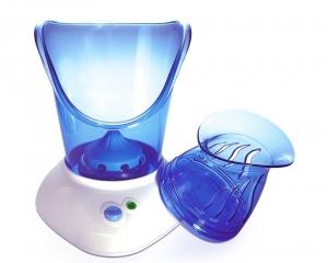 Sauna faciala Lanaform Belgia pentru ingrijirea fetei, ideala pentru curatare si hidratare, reglare debit abur, include masca pentru inhalare nazala material rezilstent prietenos2