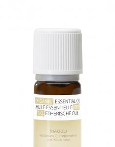 Ulei esential organic cu aroma de Niaouli 100 % organic, remediu pentru raceala, picioare grele3