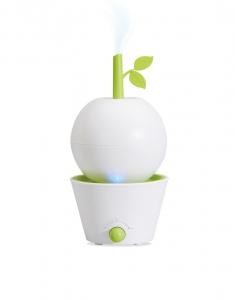 Umidificator aer cu intensitate reglabila, 1.2 l, potrivit pentru camera copiilor, compatibil cu utilizarea de uleiuri esentiale1