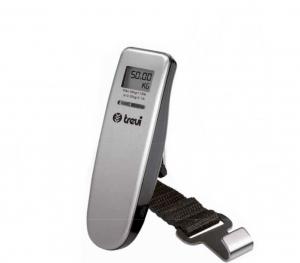 Cantar de bagaje Trevi Italia digital portabil,precizie inalta, max. 50kg, alimentare CR2032 3V - baterie cadou [1]
