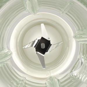 Blender 600W, vas de 1.5l, capat etans, 4 lame otel inoxidabil, 2 viteze + functie turbo1