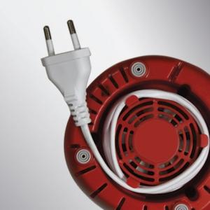 Cana electrica Girmi - BL20 1.7l, 1850W, oprire automata, protectie la supraincalzire , baza rotatie 360 grade [3]