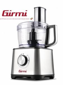 Robot multifunctional Girmi - RB76 cu functii multimple mixer, blender, 600W,  lame si corp inox, vas gradat  1.2L5