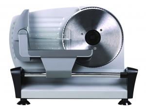 Feliator electric din otel inoxidabil utilizare multifunctionala feliere alimente cu diametru de pana la 19 cm0