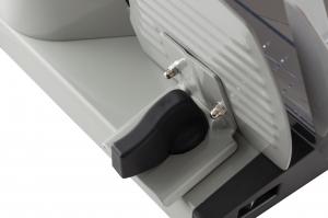 Feliator electric din otel inoxidabil utilizare multifunctionala feliere alimente cu diametru de pana la 19 cm2