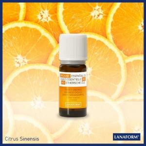 Ulei esential organic cu aroma de portocale dulci 100% organic, calmant si relaxant0