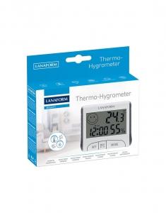 Termohigrometru digital usor de citit, functie de memorie, masoara temperatura si umiditatea3