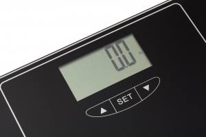 Cantar electronic de persoane, masurare indice grasime, masa musculara, osoasa, ecran LCD, sticla securizata, negru,150 kg max, oprire automata1