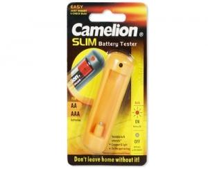 Tester pentru Baterii tip AA/AAA BT 0502, Camelion1