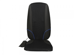 Saltea masaj Shiatsu cu incalzire si rotatii, acoperire 3 zone corporale, 3 trepte viteza, 10 programe, timer integrat, actionare usoara cu telecomanda3