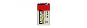Baterie 9V alcalina 6LF22, 1 buc/blister Plus Alkaline, Camelion1