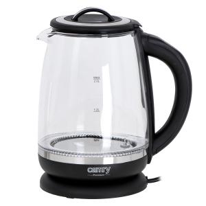 Cana electrica cu reglare temperatura 60-100 ° C si filtru ceai Camry 2l3