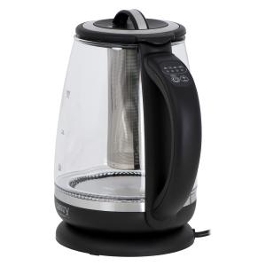 Cana electrica cu reglare temperatura 60-100 ° C si filtru ceai Camry 2l5