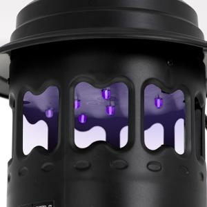 Lampa UV anti tantari si anti insecte, 4W raza de acoperire 100mp4