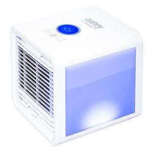 Racitor aer 3 in 1 cu racire, purificare si umidificare, lumina LED 7 culori, silentios, alimentare USB [0]