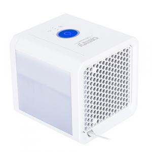 Racitor aer 3 in 1 cu racire, purificare si umidificare, lumina LED 7 culori, silentios, alimentare USB [2]