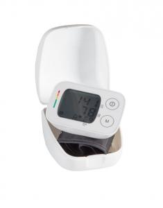 Tensiometru de incheietura Lanaform masuratori precise, total automatizat, ecran LCD, functie de monitorizare a tensiunii arteriale si a ritmului cardiac, memorie masuratori, portabil5