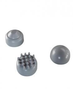 Aparat masaj Lanaform - Body Tapping cu 3 capete interschimbabile, 2 viteze, relaxant si stimulant4