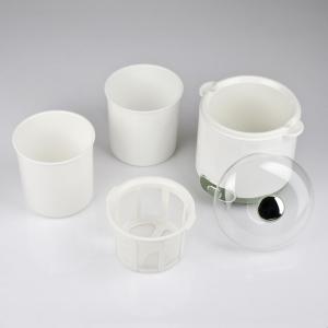 Aparat de preparat iaurt Girmi cu vas de 1.5l, include accesorii pentru iaurt grecesc2