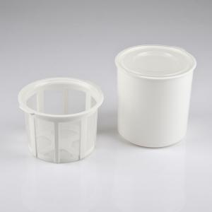 Aparat de preparat iaurt Girmi cu vas de 1.5l, include accesorii pentru iaurt grecesc5