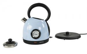 Cana electrica cu termometru Vintage MECR1252B 1,8 L 2200W culoare bleu azur5