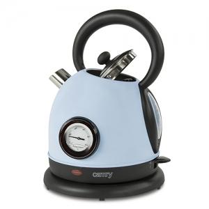 Cana electrica cu termometru Vintage MECR1252B 1,8 L 2200W culoare bleu azur3
