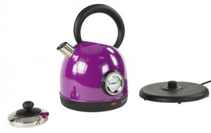 Cana electrica cu termometru Vintage MECR1252v 1,8 L 2200W culoare violet3