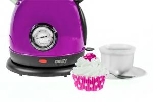 Cana electrica cu termometru Vintage MECR1252v 1,8 L 2200W culoare violet6
